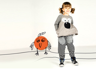 ABC konstrukcji. Ubrania dla dzieci